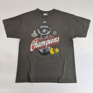 Chicago Blackhawks 2010 Championship T-shirt
